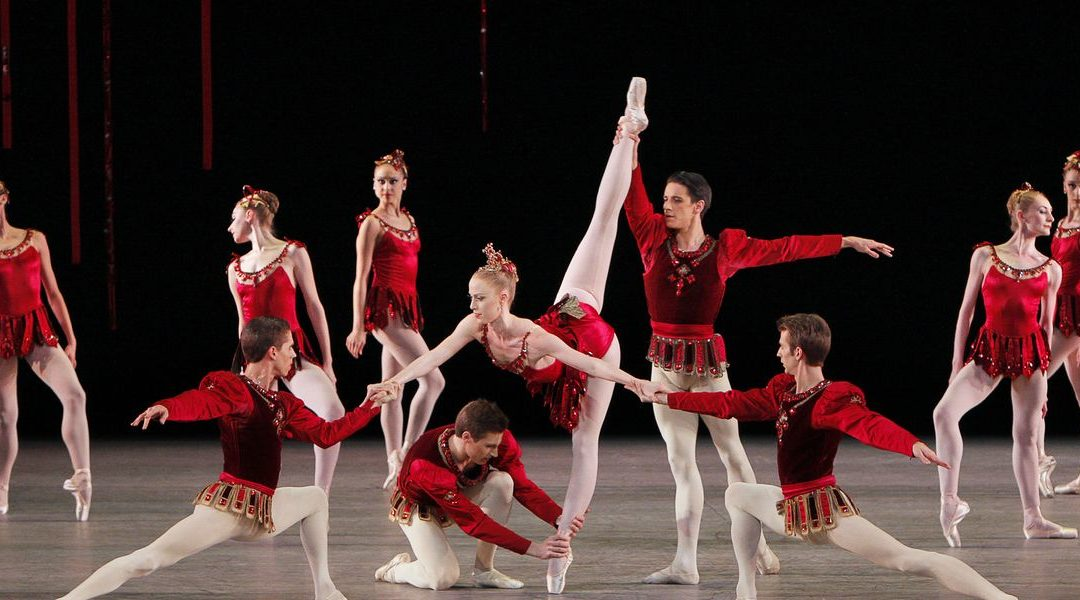 """All That Glitters: 50 Years Later, Balanchine's """"Jewels"""" Still Shines"""