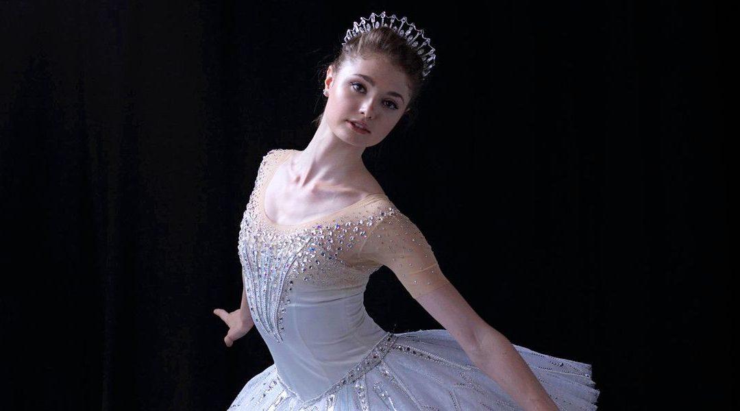 Behind the Scenes with December/January Cover Star Alena Kovaleva