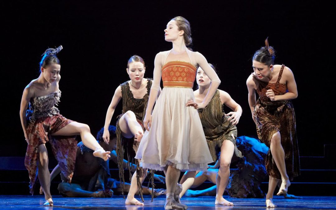 Can Acting Lessons Give Ballet Dancers an Edge?