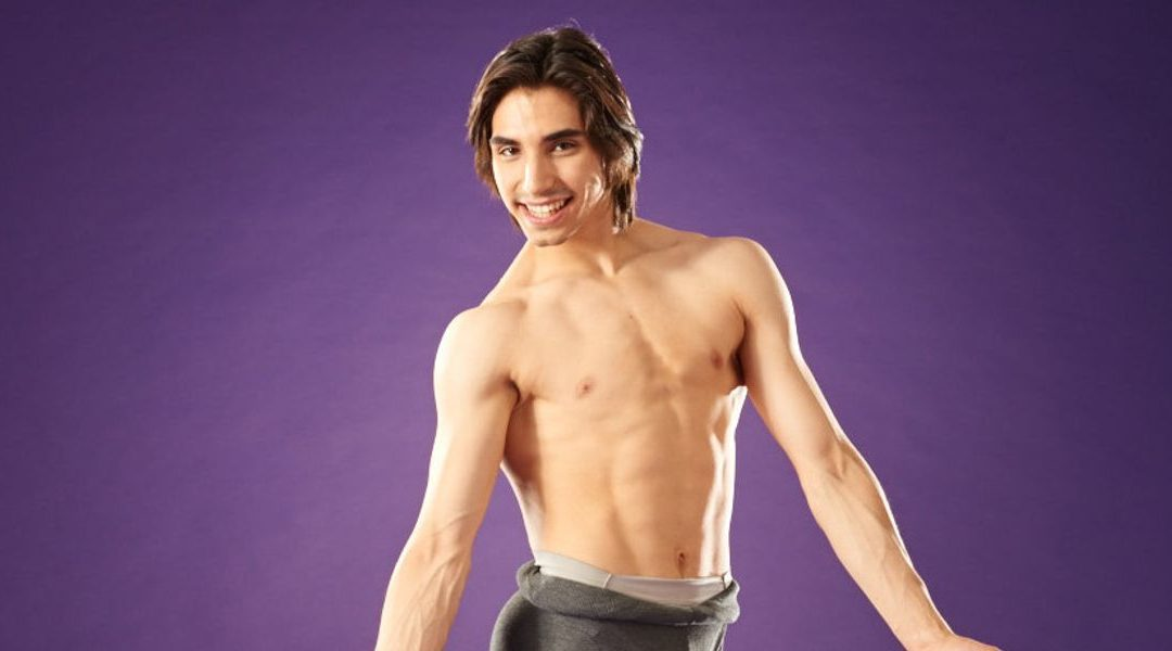 ENB Star Cesar Corrales to Join The Royal Ballet