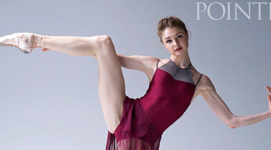 Grace Under Pressure: The Bolshoi Ballet's Alena Kovaleva