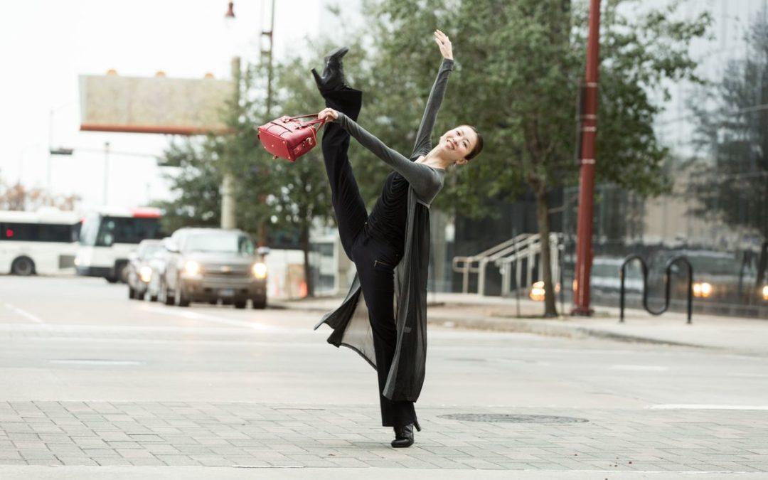 Houston Ballet Principal Yuriko Kajiya's Style Is Infused With Selections From Abroad