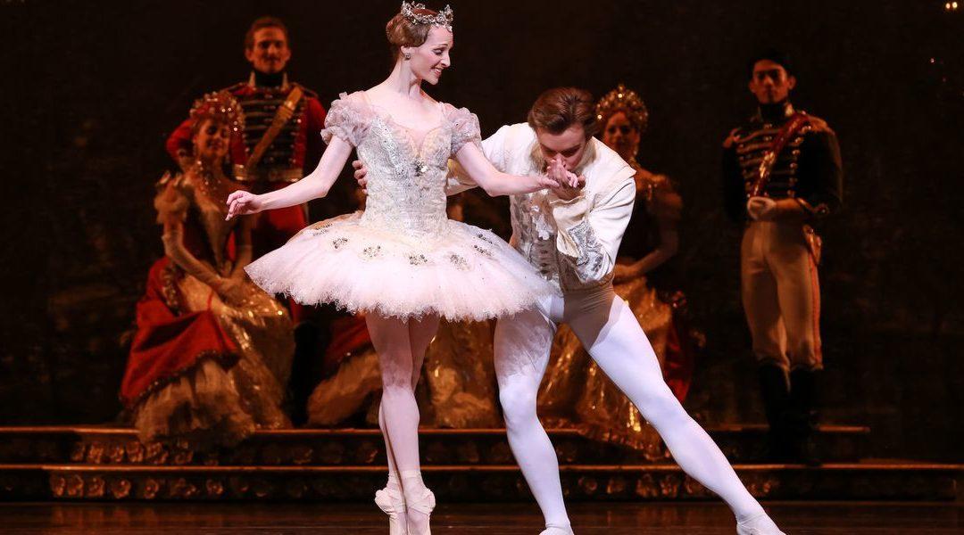 Houston Ballet's Resident Superwoman: Sara Webb, Principal Dancer and Mom of 3, Celebrates Her 20th Anniversary