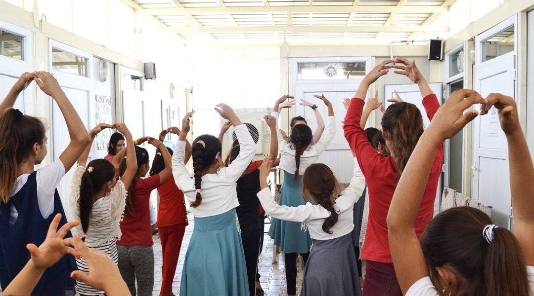 How One Dance Major Spent Her Summer Teaching in Iraq