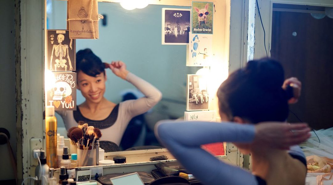 Inside Frances Chung's Dressing Room: Her Must-Have Items and Pre-Performance Rituals