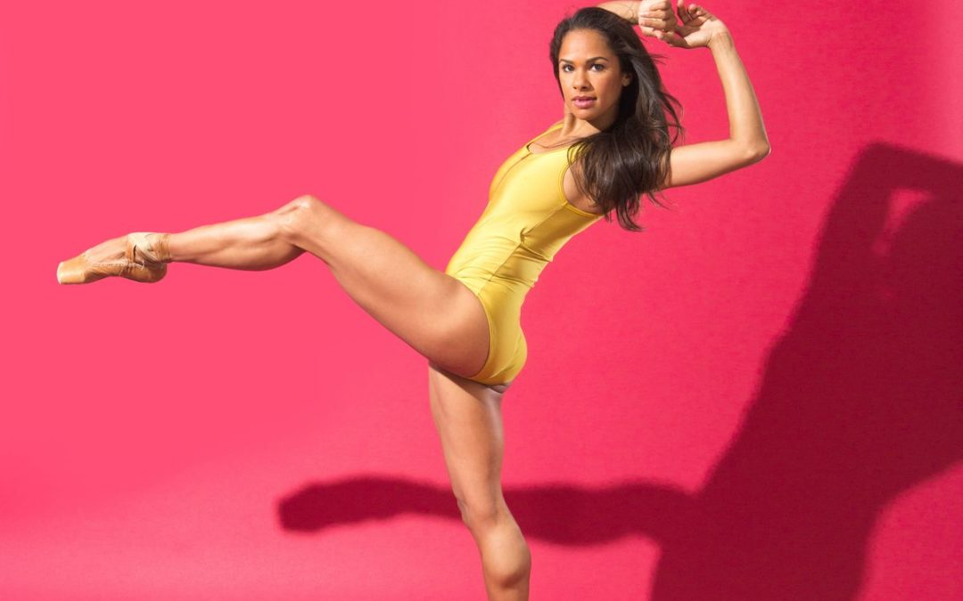 """Misty Copeland's """"Fouetté Fail"""" Is Proof Even the Pros Make Mistakes"""