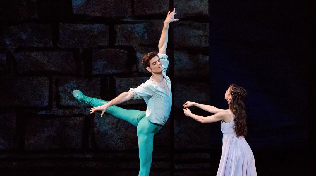 New York City Ballet Corps Member  Peter Walker Is Also a Rising Choreographer