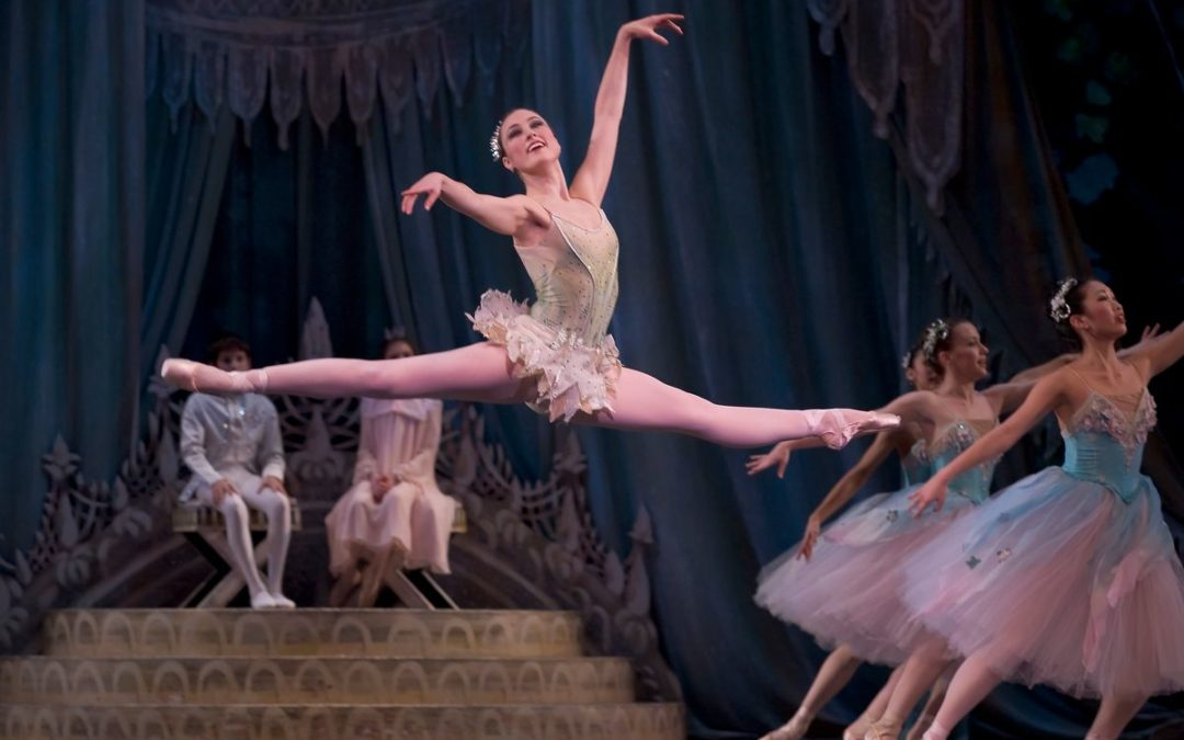 Oregon Ballet Theatre Soloist Candace Bouchard is Also a Savvy Businesswoman