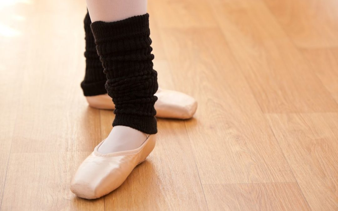Pointe Shoe Fitting Tips If You're New to Pointe or Have Inflexible Feet
