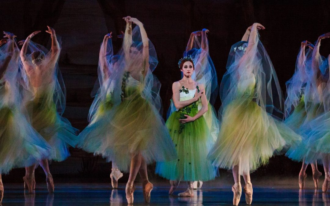 Queen of the Night: Ballet West's Christiana Bennett on the Mysterious Myrtha