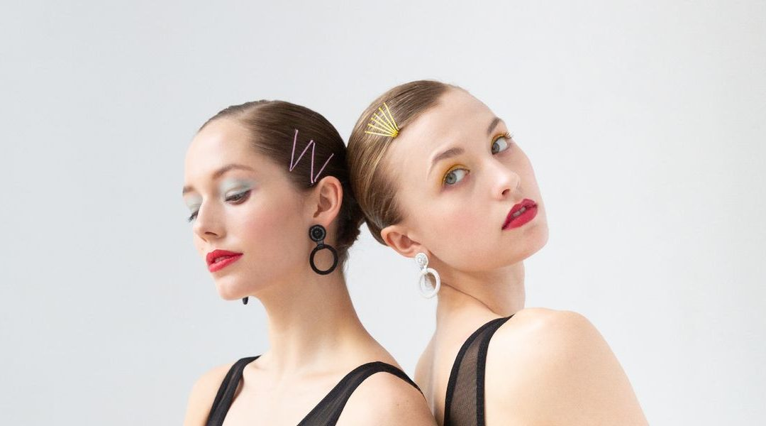 Rainbow Bobby Pins Are Our New Favorite Way to Accessorize a Ballet Bun