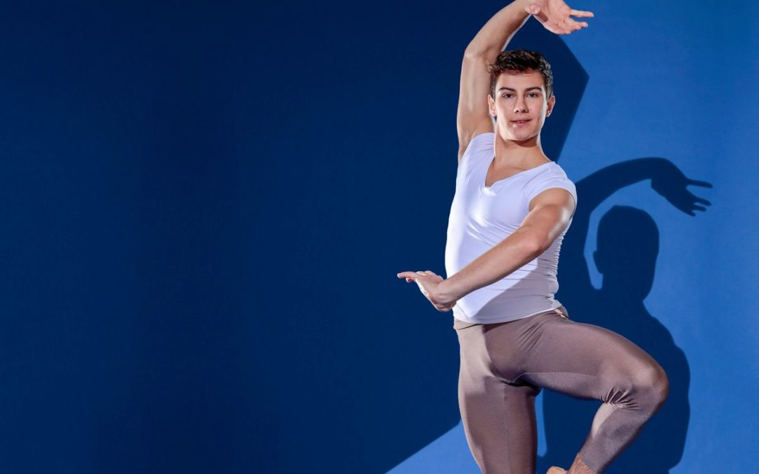 Roman Mejia Is Carving His Own Path at New York City Ballet