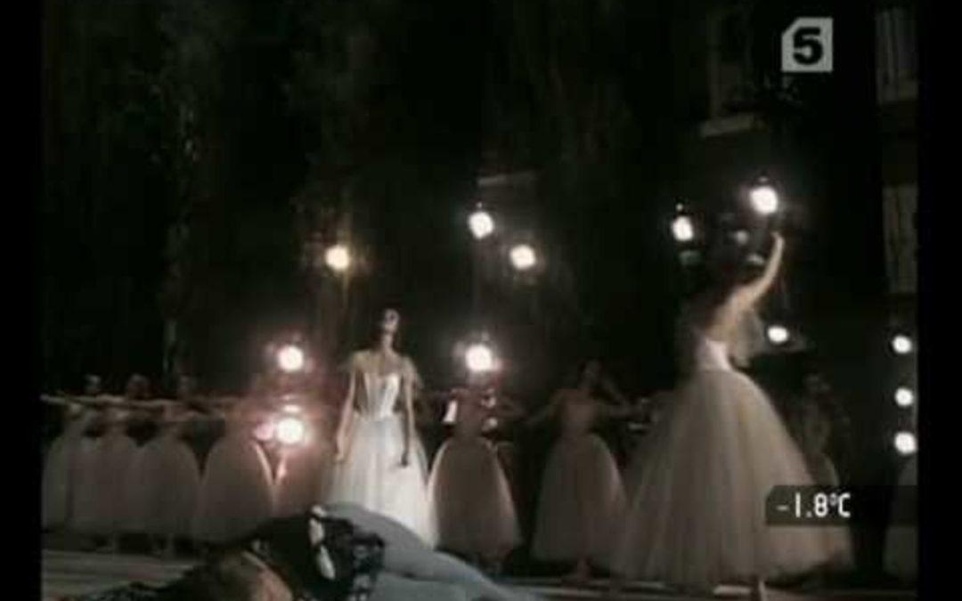 "#TBT: Alessandra Ferri and Mikhail Baryshnikov as Giselle and Albrecht in ""Dancers"" (1987)"