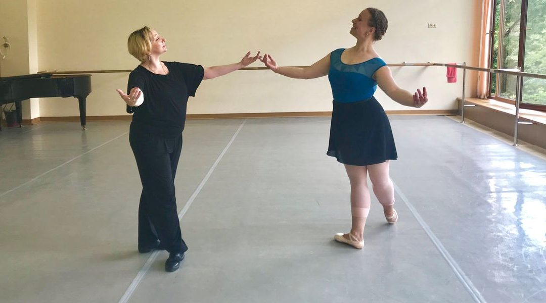 This Corporate Manager Still Takes Ballet—and She Says It Helps Her Slay Presentations