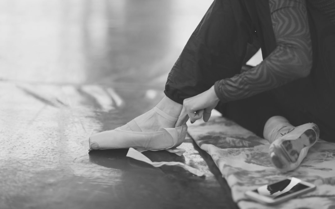 As the Season Starts, Here's How to Prep Your Feet for Long Hours on Pointe